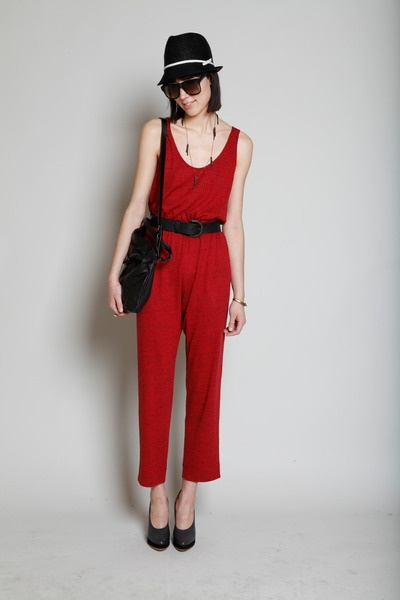 rachel comey jersey jumper. (this probably stretches out and gets all saggy in the butt... right?)