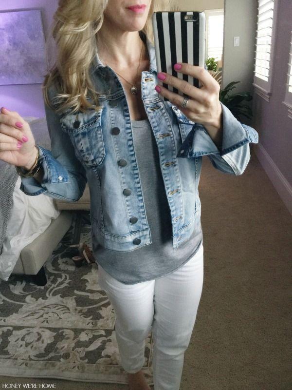 Perfect denim jacket | Weekend Steals & Deals