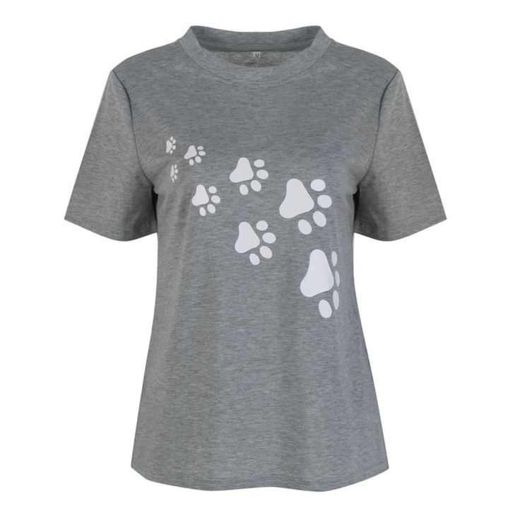 >> Click to Buy << Cat Paws Printed Women T shirt Cotton Casual Funny Tee Shirt Lady Tee Top Hipster Black White Plus Size XXXL #Affiliate