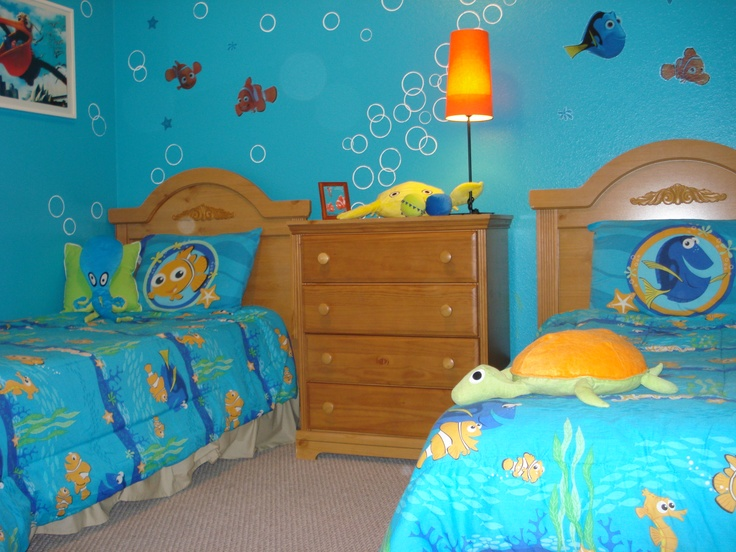 17 Best Images About Bedroom Ideas On Pinterest Wolves Finding Nemo And Girls Princess Bedroom