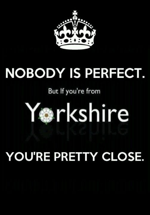 Keep Calm.. Tha's from Yorkshire!