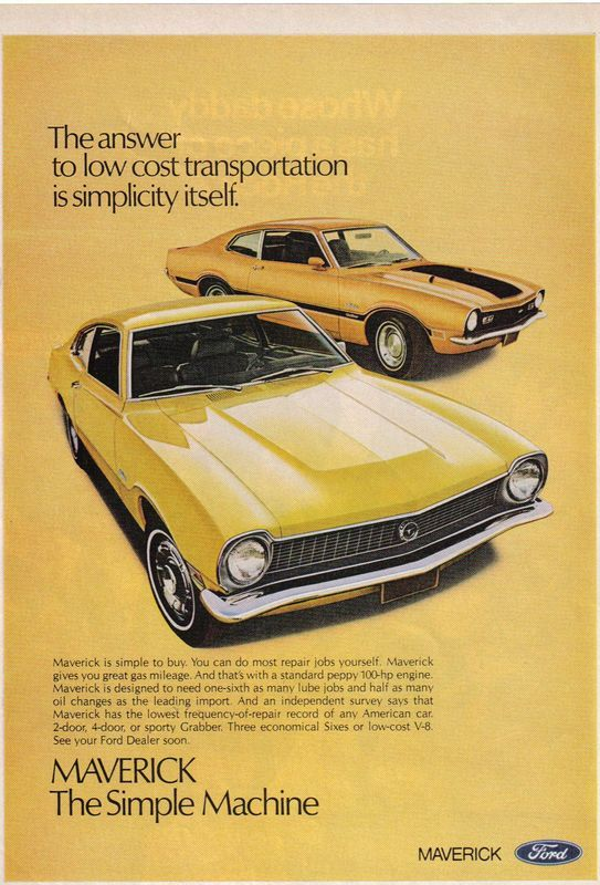 My first car, via my mom. Mine was orange.