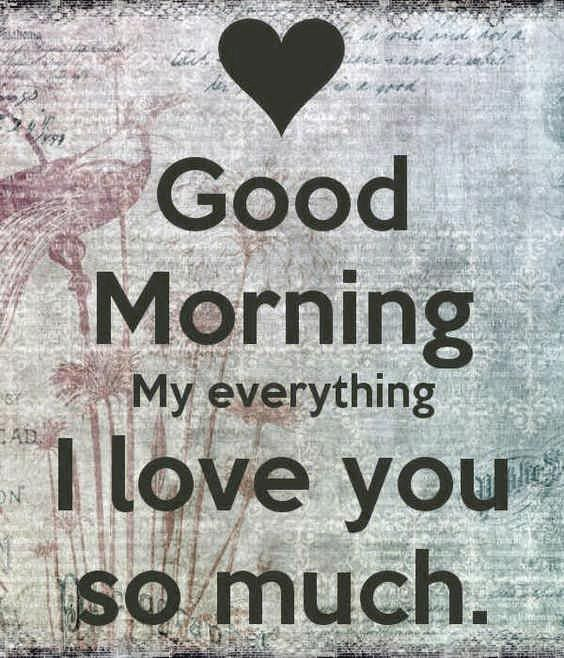 75 Romantic Good Morning Messages For Him ~ Wishes Album
