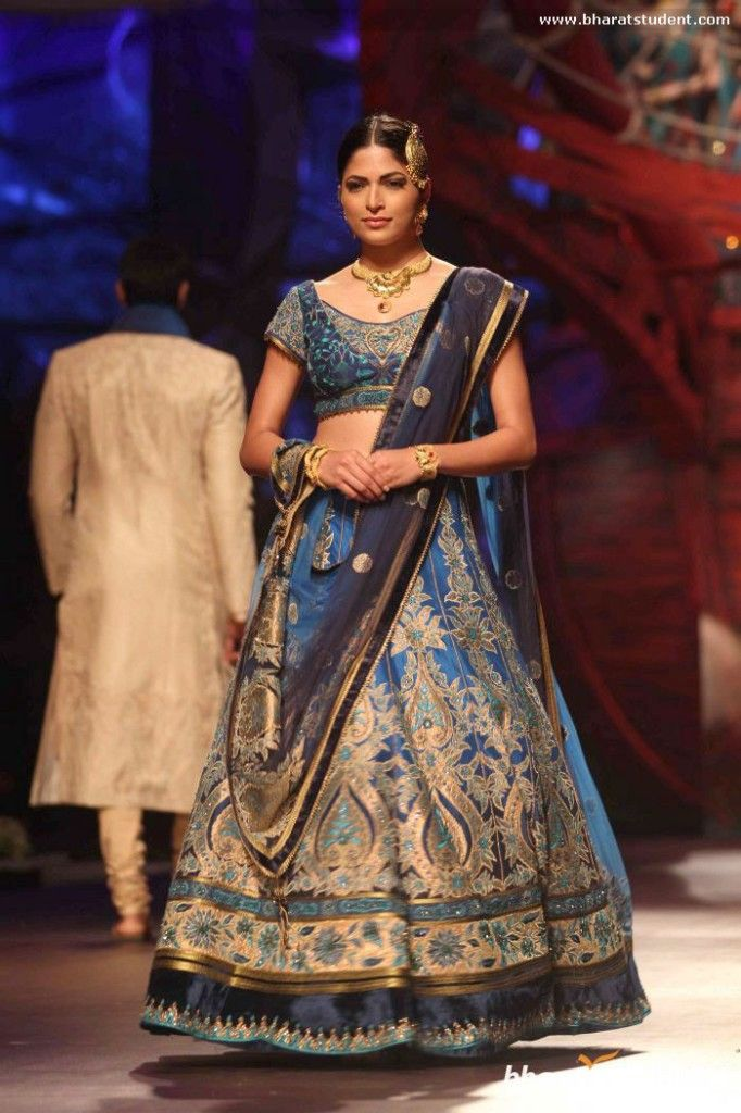JJ Valaya at Aamby Valley India Bridal Fashion Week 2013