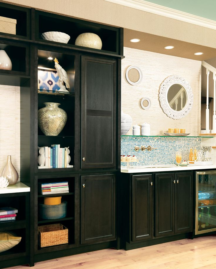 Merrilat Dusk Color Cabinets