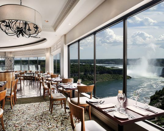 468 Best Niagara Fallsniagaraonthelake Images On Pinterest Unique Skylon Revolving Dining Room Design Ideas