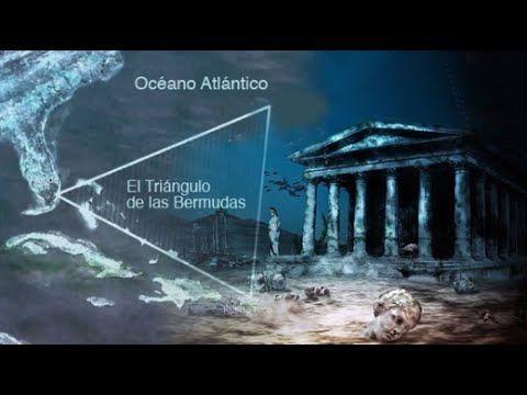 La C. de la Atlántida trato de detener el movimiento del eje terrestre. ...