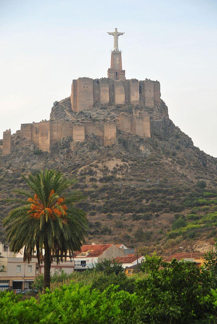 castillo de monteagudo - murcia - españa