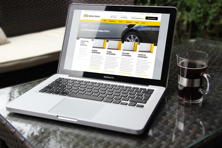 Nice new webdesign made for a client, what is your opinion?