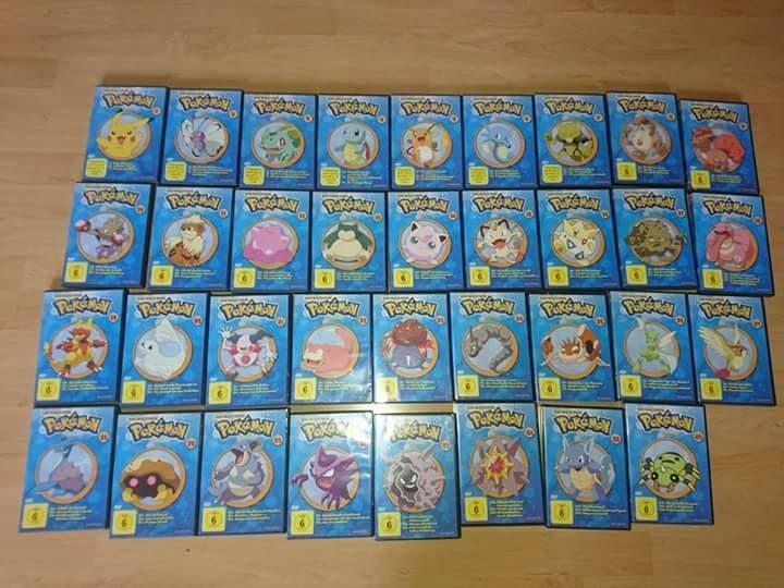 #Pokemon Dvds  €90   #Sankt #Johann  #Saarland  #Germany  #Pokemon... #Pokemon Dvds  €90 - #Sankt #Johann, #Saarland, #Germany  #Pokemon Dvds #Nummer 1-30,31,32,34,35,40 #Alle #Zusammen 90€ #Oder einzeln #Dvd 1-30 #je 3€, 31+32+34 #je 4 € 35+40 #je 6€  #Link #zum Angebot:  #Pokemon Dvds  €90 - #Sankt #Johann, #Saarland, #Germany  #Pokemon... | #Kleinanzeigen #Saarbruecken / #Saarland http://saar.city/?p=79101