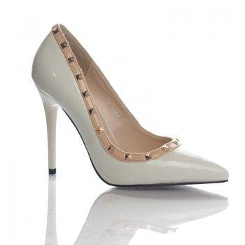 Pantofi Manhattan Pantofii Manhattan sunt un accesoriu deosebit de sezon, care se remarca prin nuanta alb-murdar si prin designul clasic, foarte sexy si feminin. Acesti pantofi va subtiaza silueta, cu ajutorul unui toc cui de numai 11 cm. Puteti asorta acesti pantofi la o tinuta deux-pieces alb-negru pentru un look office impecabil.