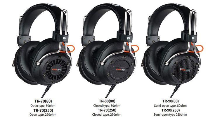 Le FOSTEX TT-90 est un casque audio professionnel de type semi-ouvert avec architecture circum-auriculaire. Vous profitez de deux câbles audio avec connecteur jack 3.5 mm  droit ; l'un droit et l'autre torsadé ainsi que d'un adaptateur jack 3.5 mm vers jack 6.35 mm.| #Fostex #TR90 #headphones #CasqueAudio #Audio