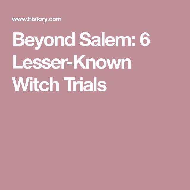 Salem witch trials dbq essay