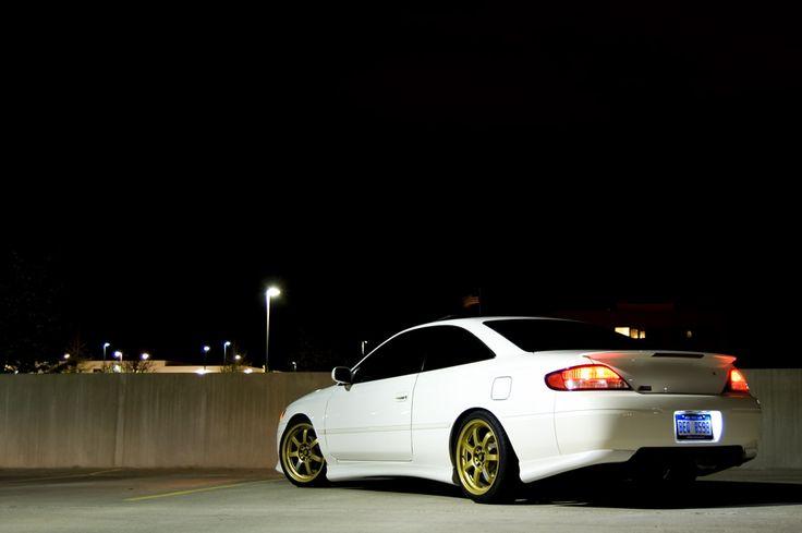Exceptionally modded Toyota Solara rear view http://windblox.com #windscreen, #toyota #solara