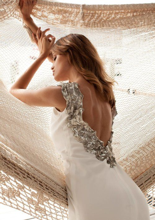 JENNIFER GO BRIDAL // The After The Rain Gown