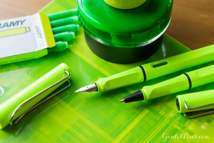 Lamy Safari LIMITED EDITION neon