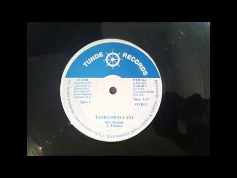Brother Mudada - Tambourine Lady (1979)   Killer heavy disco jam from Trinidads Brother Mudada.
