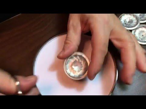 DIY Nespresso Schmuck - Anleitung - Tutorial 01 - upcycling - how to - - YouTube