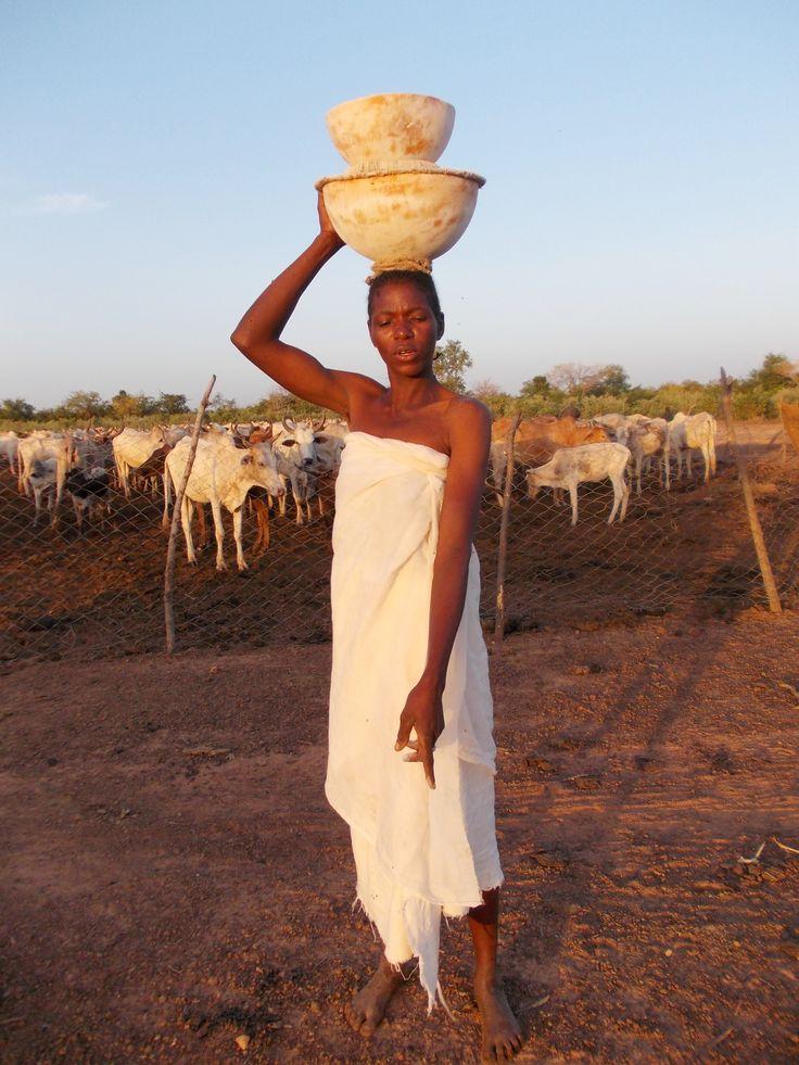 Latte. Nanoro. Burkina Faso.