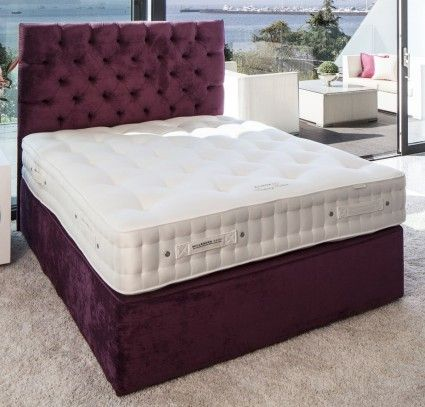 Millbrook Harmony Deluxe 1400 Super King Size Mattress of £779.00