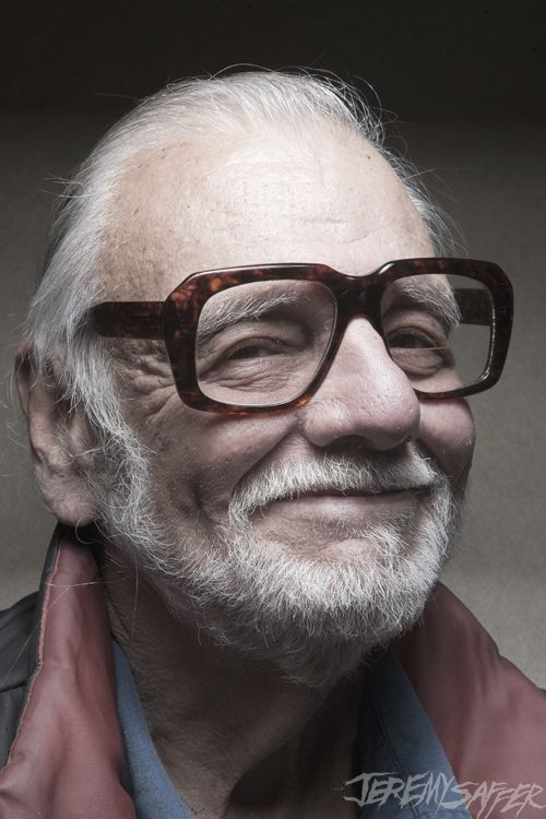 George Romero - Zombie Legend by *JeremySaffer on deviantART