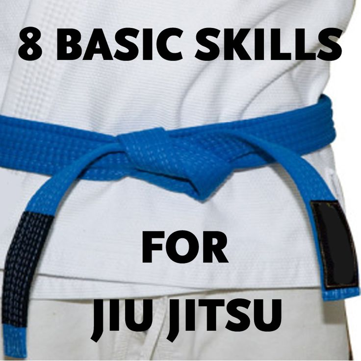 In this article I have defined 8 basic skills for jiu jitsu that I feel are fundamental to the development of a good all-around grappling game.