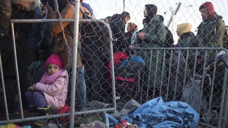 Flüchtlingskrise in Deutschland   Nur noch wenige Migranten erreichen Deutschland