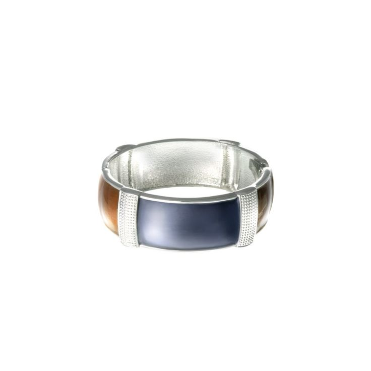 Eli Rhodium Bracelet