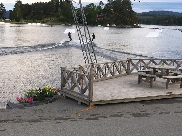 Norsjø Ferieland - en fin base for mange aktiviteter og severdigheter