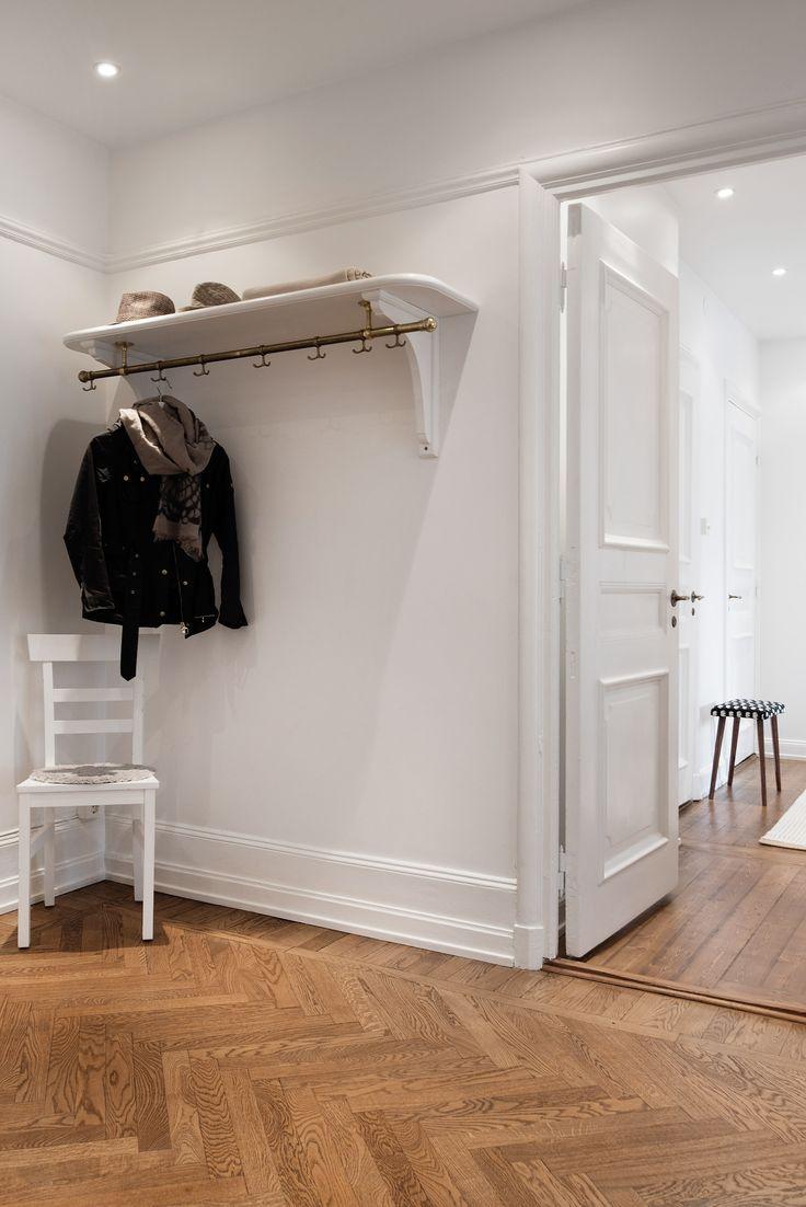 Hallway. Eriksbergsgatan 34, 1 tr | Per Jansson fastighetsförmedling