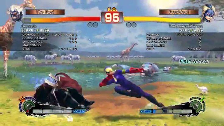 Ultra Street Fighter IV battle: No Venom, Just Tears.... #USFIV #USF4 #S...