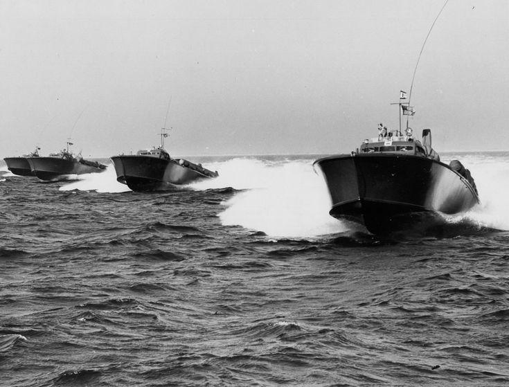 pt boats world war two