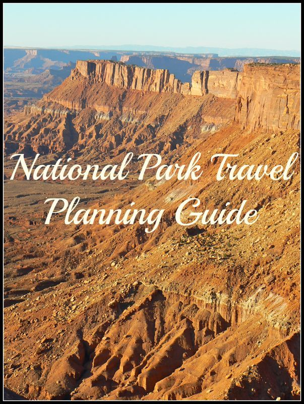 A National Park Travel Planning Guide with first-hand travel articles, resources, products and visual inspiration to plan your next national park trip.