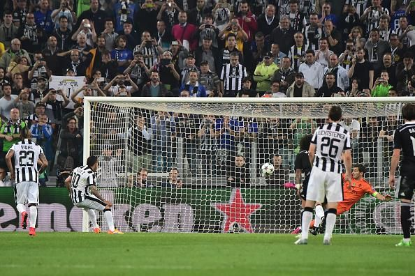 O 50º gol de Tévez com a camisa da Juventus