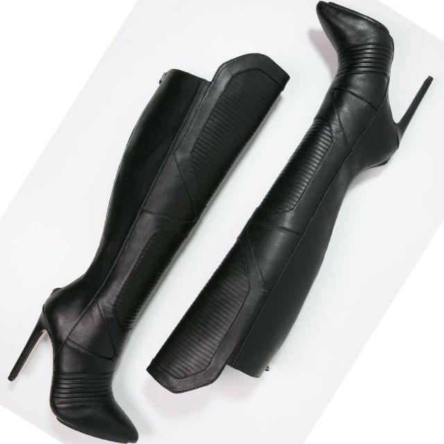 Gwen Stefani Riding Heel Boot