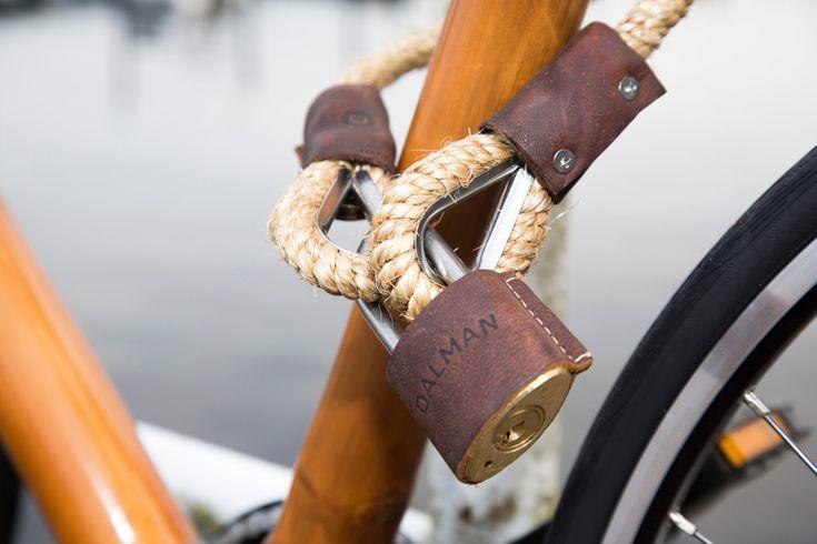 Start - Dalman Supply Hanf-Fahrradschlösser