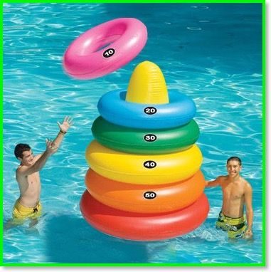 17 best pool fun for tweens teens images on pinterest pool fun swimming pools and gift for Two player swimming pool games