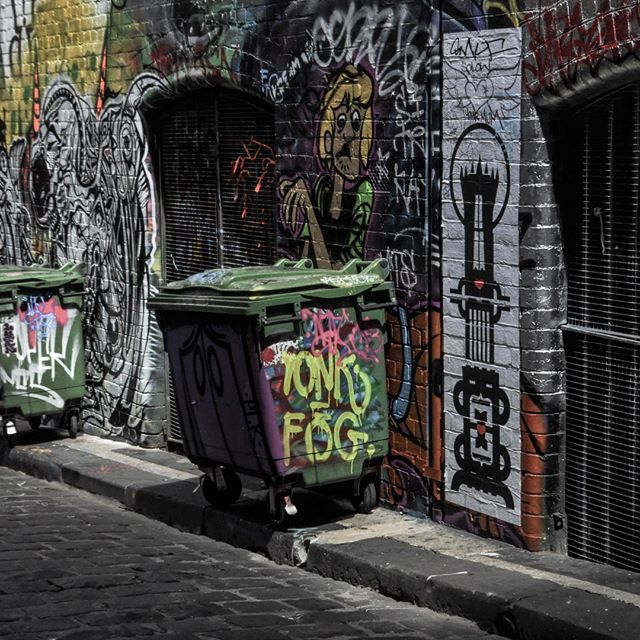 NGV, Hosier Lane and the State Library .  #ultimatetourguide #wedidnotgetlost  #visitmelbourne #graffitiart #iscoolisalleyways