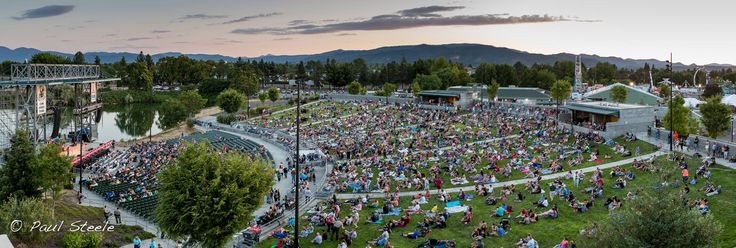 @ the Expo - Amphitheater, Medford OR