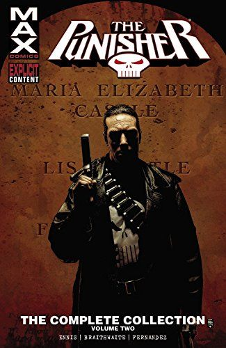 Punisher Max: The Complete Collection Vo - http://lowpricebooks.co/2016/09/punisher-max-the-complete-collection-vo/
