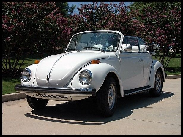1979 Volkswagen Beetle Convertible W293 Kissimmee 2017 Me Auctions