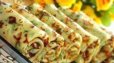 Clătitele sunt unele dintre cele mai delicioase bucate, care sunt ușor și rapid de pregătit. Dulci sau sărate, clătitele sunt preferate atât în rândul copiilor cât și a maturilor. Astăzi echipa Bucătarul.tv îți propune o rețetă extraordinară de clătite cu cașcaval și verdeață numai bună pentru micul dejun sau pentru …