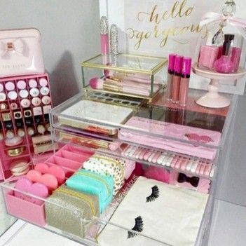 Your Beauty Room That Will GLAM Your Makeup Vanity Collection And Home Décor.