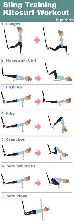 Kitesurf Workout