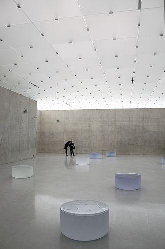 Kunsthaus Bregenz, Austria. Peter Zumthor.