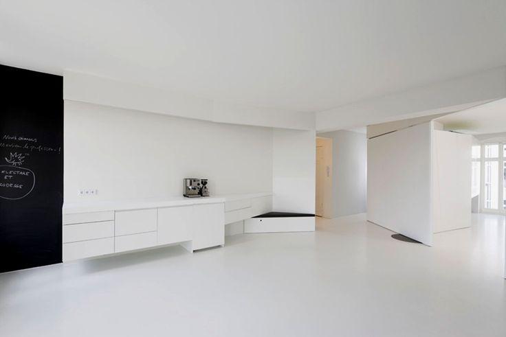 Дизайн интерьера в стиле «минимализм» | Интерьер Блог, красивые интерьеры…