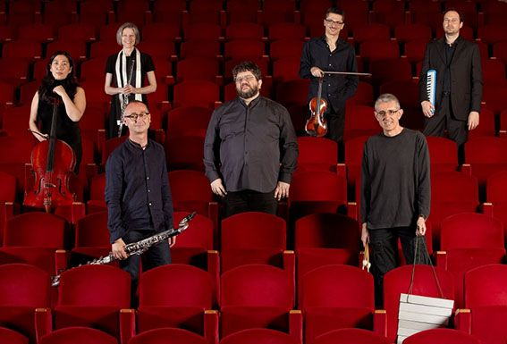 Al Palladium l'Ensemble Sentieri Selvaggi inaugura la stagione 2017 dell'Accademia Filarmonica Romana http://www.elisabettacastiglioni.it/eventi/300-sentieri-selvaggi.html