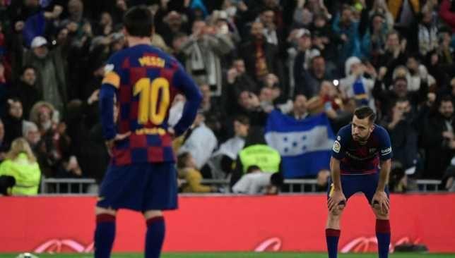 موعد مباراة برشلونة القادمة بعد الهزيمة من ريال مدريد في الدوري