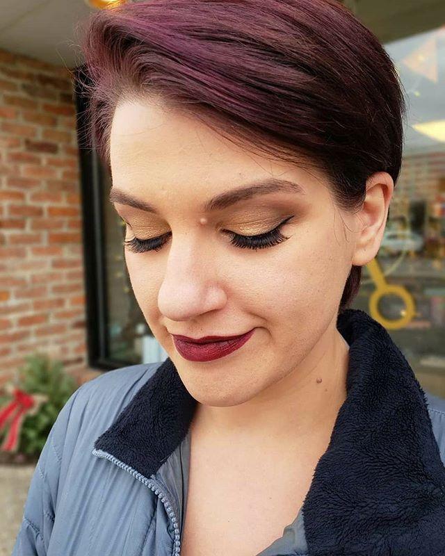 Royal Oak Hair Salon Minthaircrafting Instagram Photos And Videos Holiday Style Inspiration Hair Salon Hair