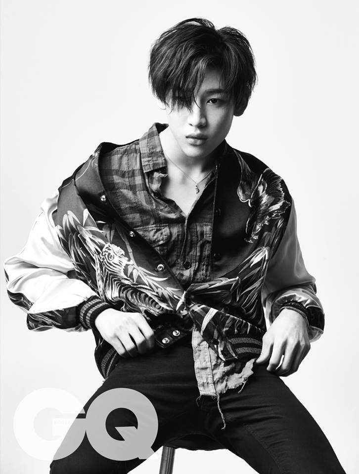 Bambam GOT7 for GQ
